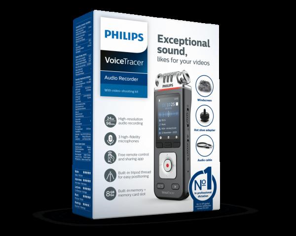 Philips DVT7110 VoiceTracer