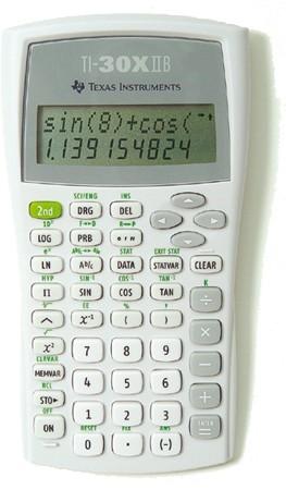 Texas Instruments TI-30X II B