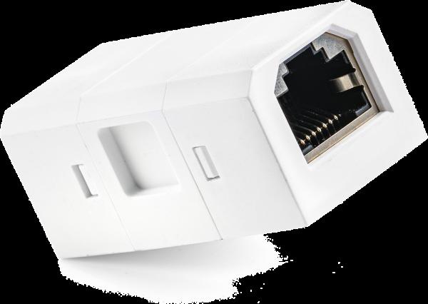 Filex - Power-Spot & QI Power-Spot RJ45 Modul