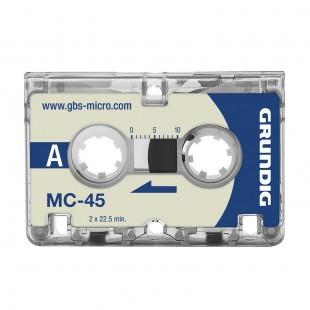 Grundig GGM4500 MC45 Kassette (3er Pack)
