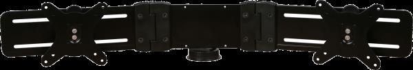 Filex - Adjustable wings/ crossbar (2x 27 inch monitor)