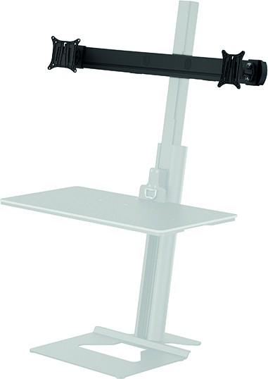Dual Erweiterung für Monitor-Workstation Sit & Stand