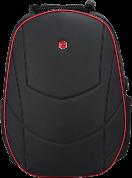 Bestlife BL-BB-3331R Assailant schwarz / rot