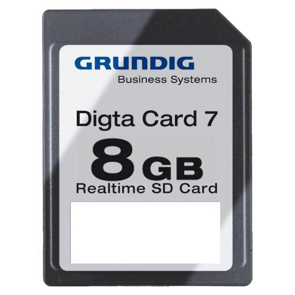 Grundig GCM2014 DicgtaCard 7, 8 GB