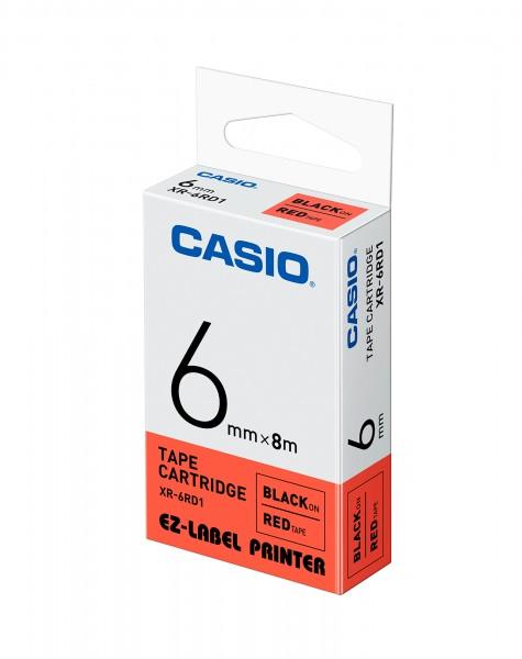 Casio XR-6D1 Beschriftungsband