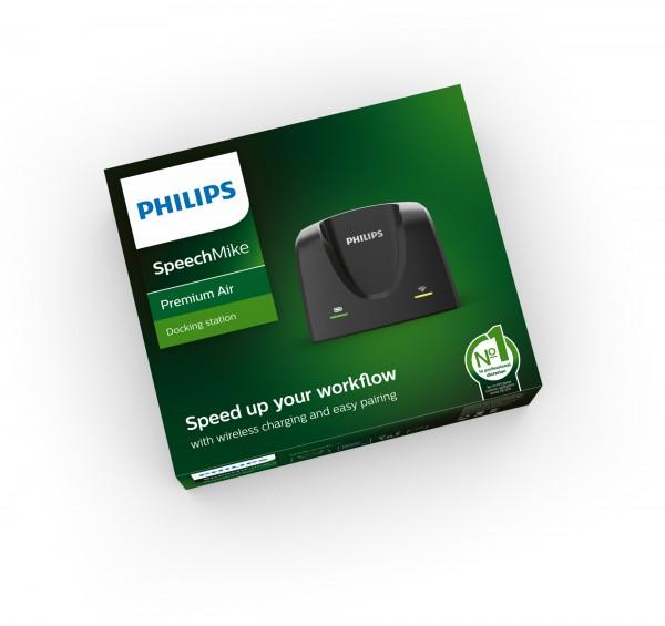 Philips ACC 4000 Dockingstation für SpeechMike Premium AIR