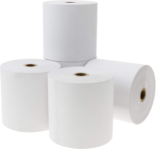 Twen Thermopapierrolle 57mm, 5er Pack