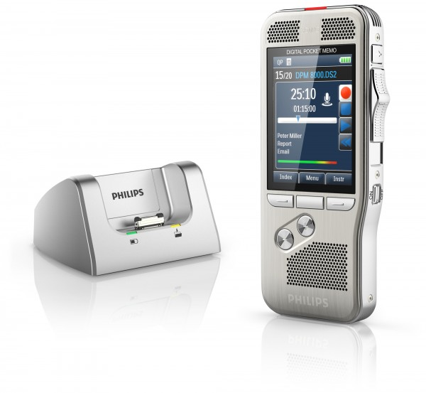 Philips PocketMemo DPM 8000