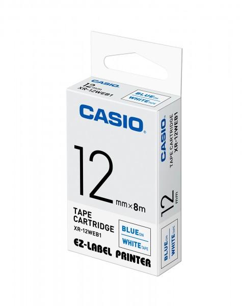 Casio XR-12WEB1 Beschriftungsband