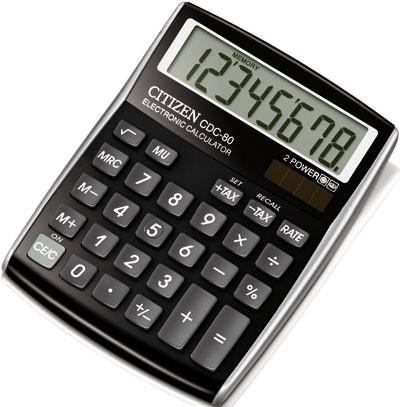 Citizen CDC-80BK