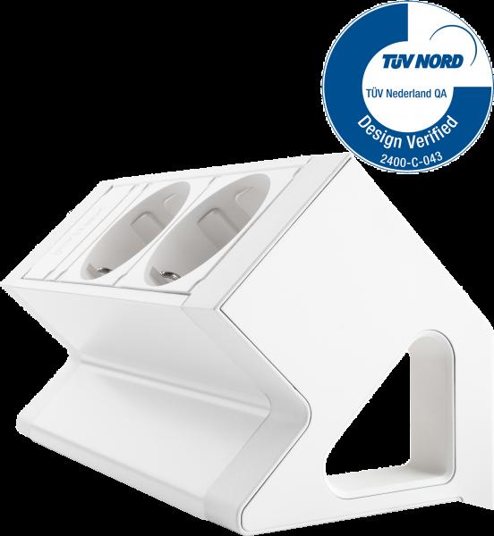 Filex - Power-Desk-up 2.0 (2x 230V)