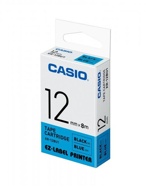 Casio, XR-12BU1 Beschriftungsband