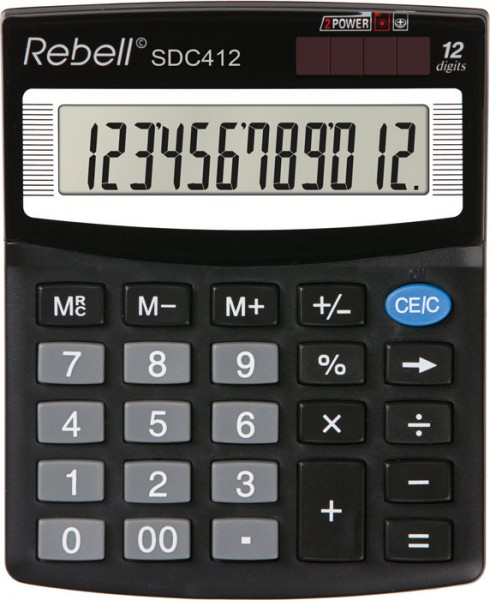 Rebell BDC 412