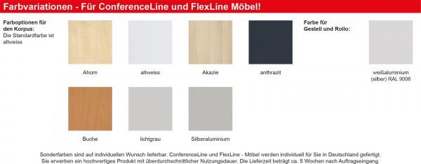 Einlegeboden für A+K FlexLine Multimedia