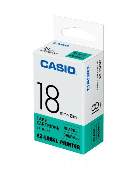 Casio XR-18GN1 Beschriftungsband