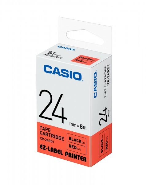 Casio XR-24RD1 Beschriftungsband
