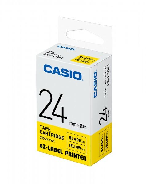 Casio XR-24YW1 Beschriftungsband