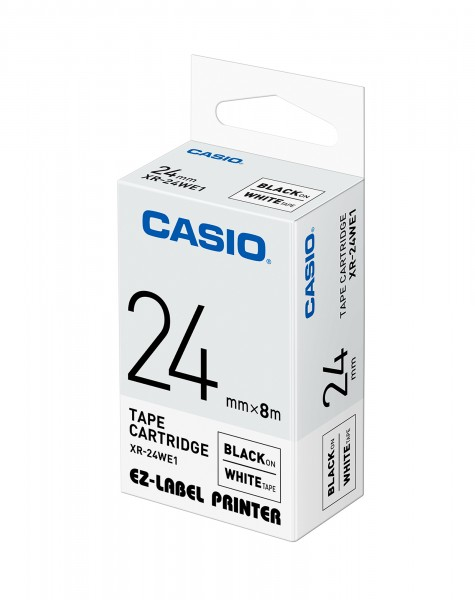 Casio XR-24WE1 Beschriftungsband