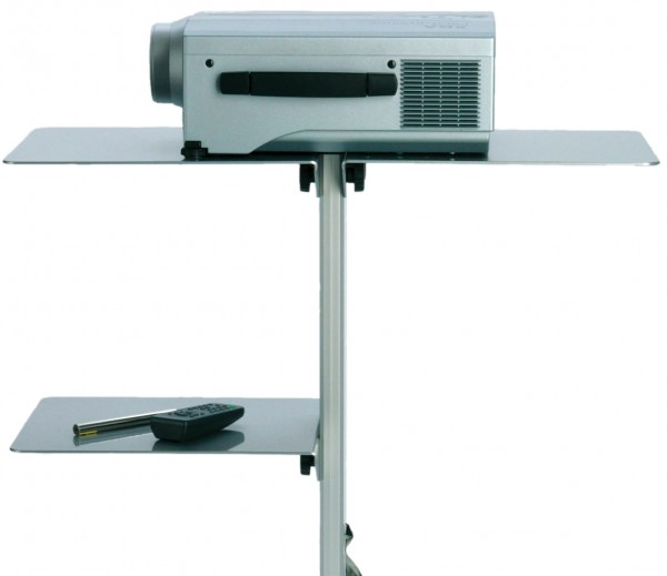 Ablageplatte für A+K Multistand DVP Medienwagen