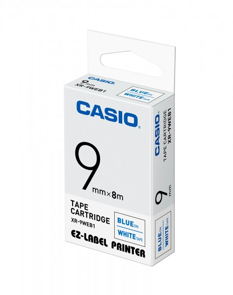 Casio XR-9WEB1 Beschriftungsband