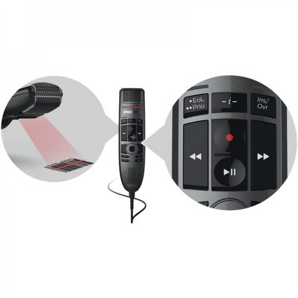 Philips SMP 3800