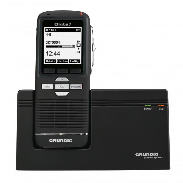 Grundig SDM7030-12 Digta 7 Premium Set mit DigtaSoft One