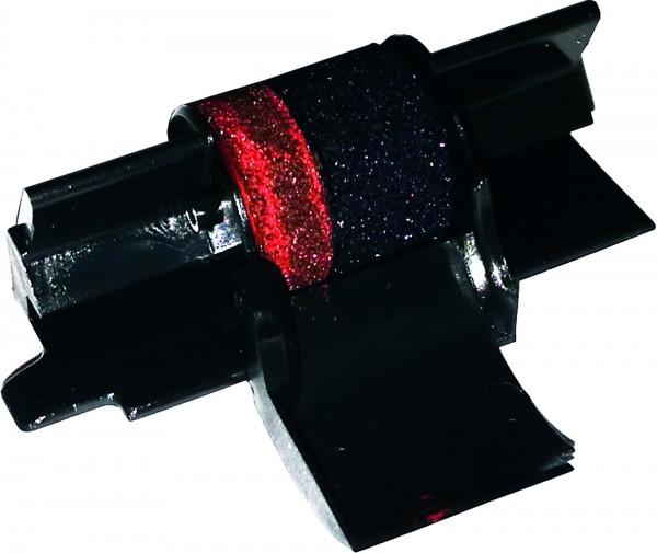 Twen 513 Farbrolle / Tintenrolle / Tintenroller Gr. 745 / IR40T, Druckfarben: schwarz, rot