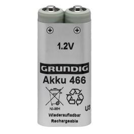 Grundig GZS2100 Akkupack 466