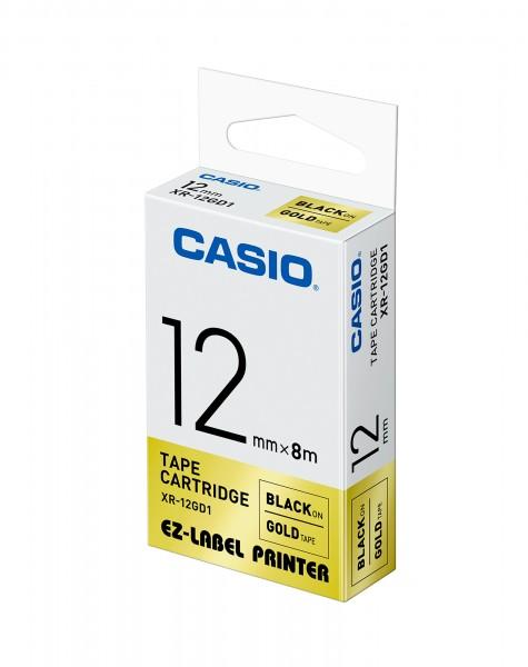 Casio XR-12GD1 Beschriftungsband
