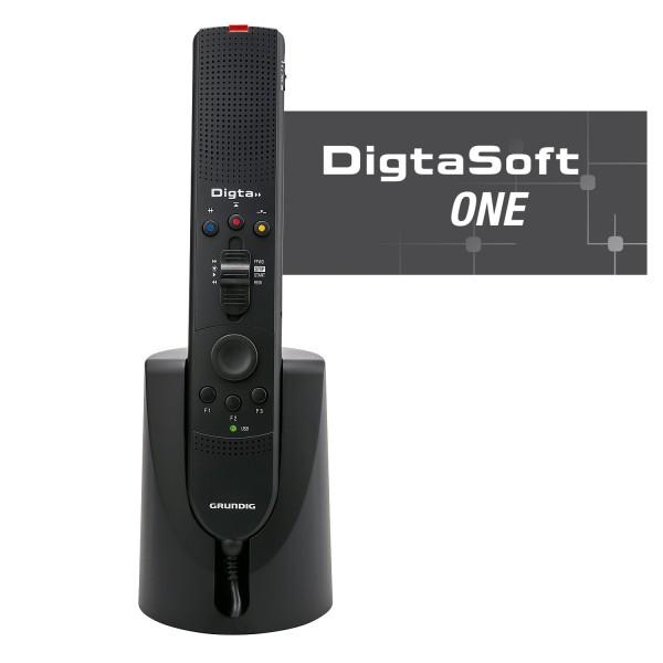 Grundig PFU2200 Digta SonicMic II mit DigtaSoft One