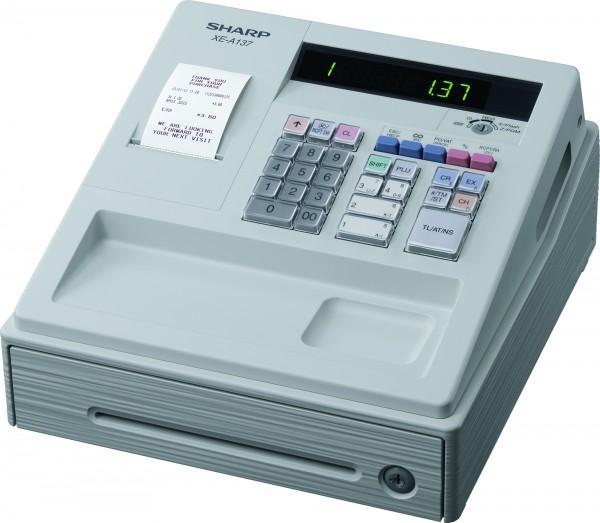 SHARP XE-A137X WH