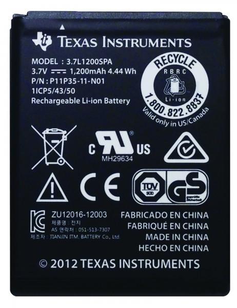 Texas Instruments TI Nspire Akku
