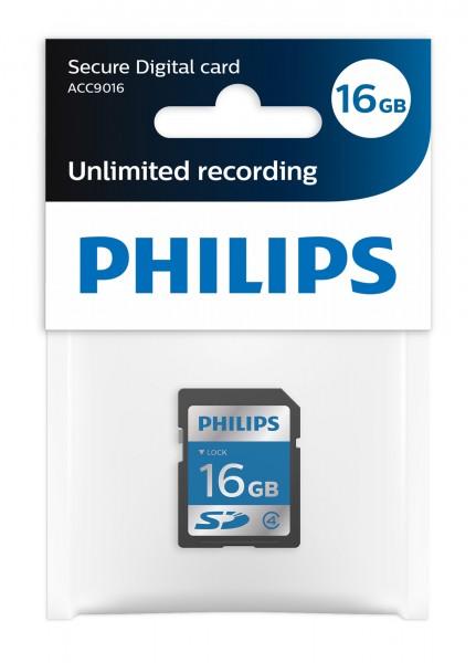 PHILIPS ACC9016 16GB SD-Karte