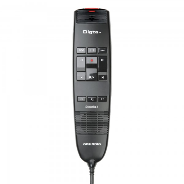 Grundig GDD8200 Digta SonicMic 3 Classic OHNE DigtaSoft Pro
