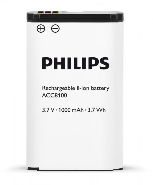 Philips ACC 8100 Akku für DPM 6000,6700,7000,7200,7700.8900.8000,8100,8200,8300,8500