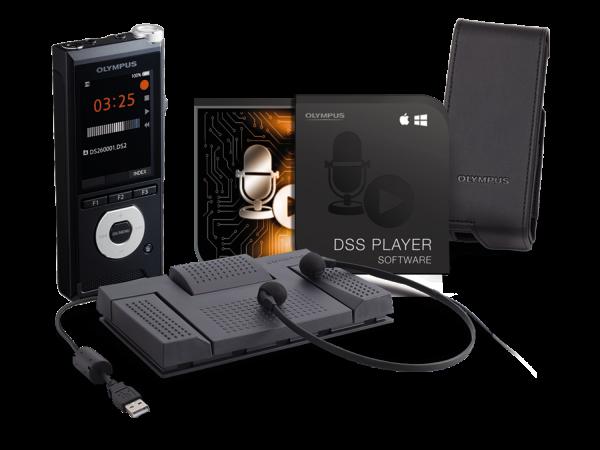 Olympus Dictation Starter Kit