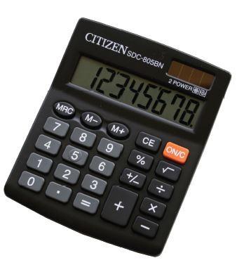 Citizen SDC-805NR