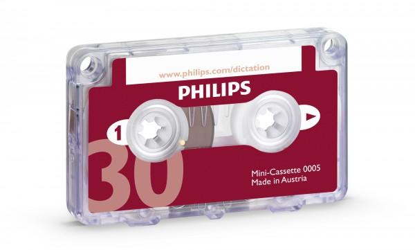 Philips Minikassette 005