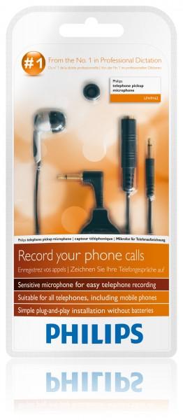 PHILIPS LFH 9162 Telefon-Pickup - Mikrofon