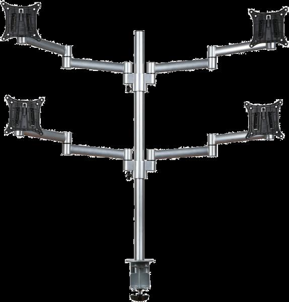 Filex - Skylon Four screens Monitor arm 2.0