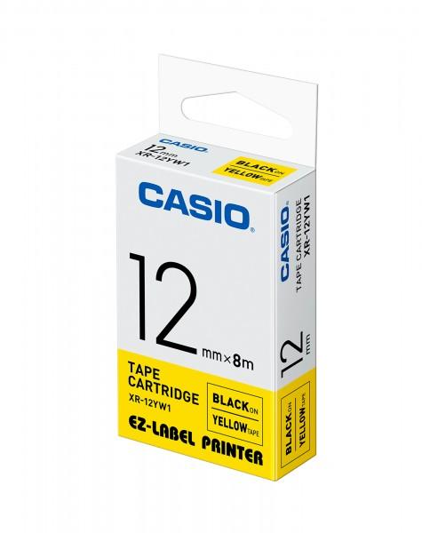 Casio XR-12YW1 Beschriftungsband