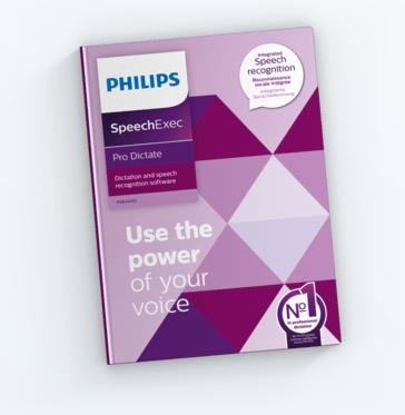 PHILIPS SpeechExec PRO Dictate PSE 4410/00 Upgrade