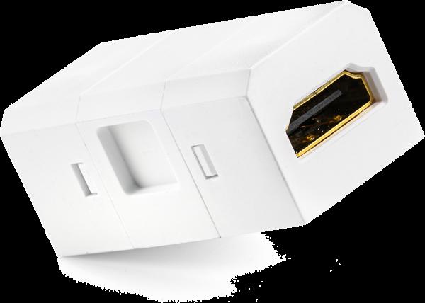Filex - Power-Spot & QI Power-Spot HDMI Modul