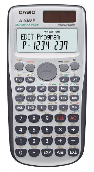 Casio FX-3650PII