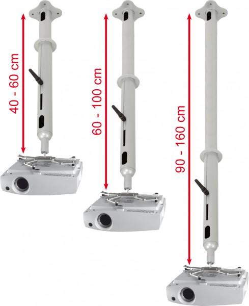 Verlängerung für Deckenhalterung Basic II