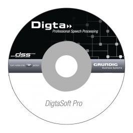 Grundig PDS5291-22 Upgrade auf DigtaSoft Pro Lizenz