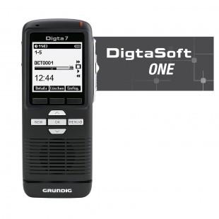 Grundig PDM7020-12 Digta 7 mit DigtaSoft One