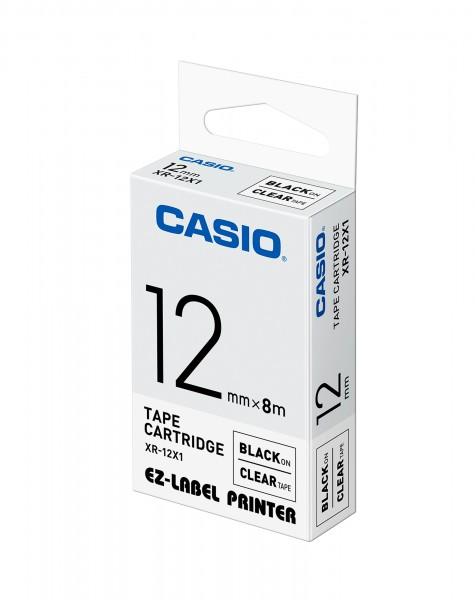 Casio XR-12X1 Beschriftungsband